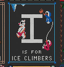 8-Bit Video Game Alphabet For The Learning Nerd
