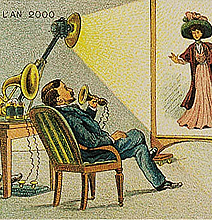 24 Images Of The Year 2000 As Imagined In 1910