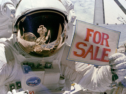 Ad Spot Available in SPACE!