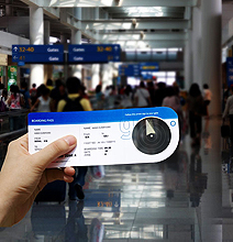Airport Compass: Hit The Gate Spot On, No More Rushing