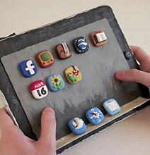 Analog iPad 2: When Stop Motion Determines Processor Speed