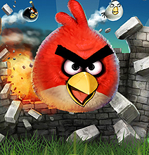 Angry Birds Laptop Decals: Keep The Fight Going