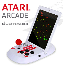 Retro Atari Arcade Joystick For The iPad 2