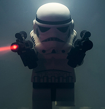 Photographer Uses Star Wars Toys In Amazing Photo Scenarios