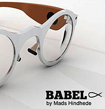 BabelFisk: Glasses That Will Text You What They Hear