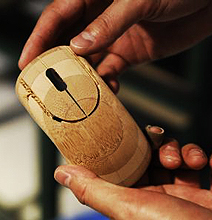 Bamboo: The New Hype Material For A Keyboard And Mouse!