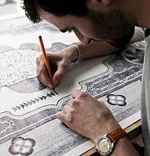 The Biro Pencil Carpet: Creativity Underneath Your Feet