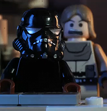 LEGO Star Wars Movie: The Escape Of The Black Stormtrooper