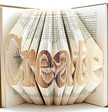 Book Origami Typography: The Ultimate Inspiration