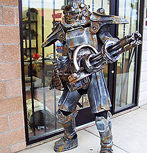 Heavy Cosplay: Sick Fallout 3 Power Armor Costume That Rules