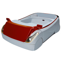 Car Bathtub: The Geek Way To Stay Young Forever
