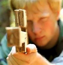 This Cardboard Warfare Video Kicks Any Action Movie's Butt!