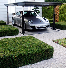 Garden Underground Garage – It's Time To Hide Your Car!