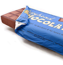 Sleep On A Chocolate Bar: Now You Can!