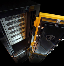 The World's Most Secure Safe… For Watches!