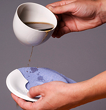 Clumsy: The Coaster That Safeguards Your Spill