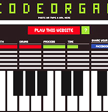 "Website Code Music | ""Rockstar Designer"" Gets A New Meaning!"
