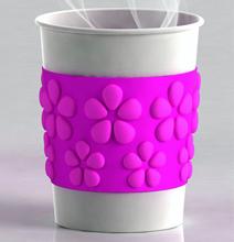 Air Shielded Coffee Cup Sleeve | Beating Starbucks