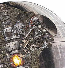 Star Wars: Every Possible Fact About The Death Star [Infographic]