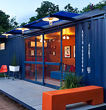 Container Guest House: Pack Your Guests In Recycled Living