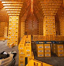Jupiter Beer Case Castle Build: Made To Last