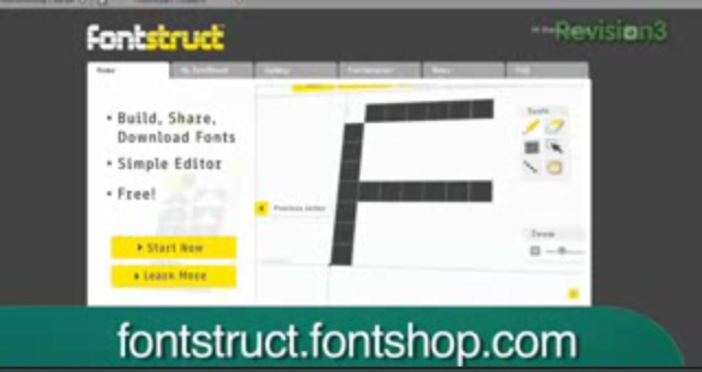 How To Create a Font – Video Tutorial