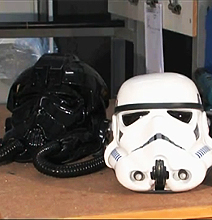 The Creation Of The Original Stormtrooper Helmet From Scratch