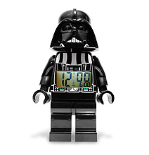 Darth Vader LEGO Alarm Clock: Waking You Up On The Dark Side