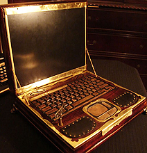 Steampunk Laptop: More Than Ridiculously Refined