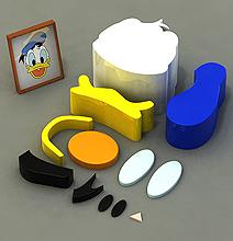 Deconstructing Disney 3D Character Design