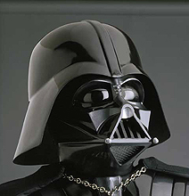 The Mere Presence Of Darth Vader Sells More Cell Phones!