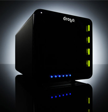 Drobo Giveaway Winners Announcement