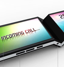 Eagle: The New LG Concept Cell Phone Redefines Pong!