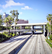 Amazing Video Of A Completely Deserted Los Angeles