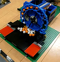 Epic Lego Construction Is All Automated