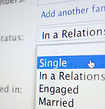 Facebook & Relationships: How It Affects You [Infographic]