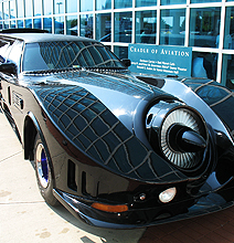Batmobile Limousine: Stretching The Superhero Awesomeness