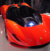 The Ferrari Of Tomorrow Is Beyond Insane