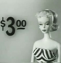 Watch The Very First Barbie TV Commercial Ever