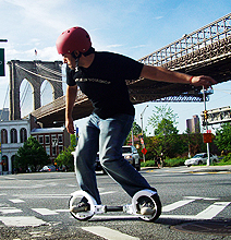 FreeRider SkateCycle: The Next Gen Skateboard Is Here!