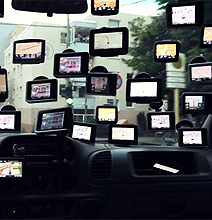 26 GPS Navigators In One Car – Can You Ever Get Enough?