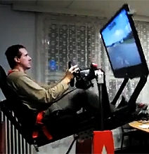 The Most Flexible Home Gaming Simulator Ever!