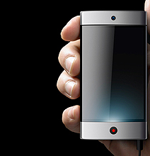 The World's Simplest Cell Phone Has The Perfect Design!
