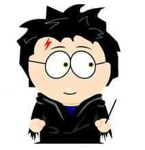 Harry Potter In South Park: Worlds Collide