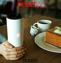 The Interactive Social Tea Mug That Gives Back