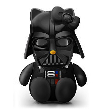Hello Kitty Now in Star Wars and Star Trek!