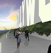 Hollywood Sign Makeover: Danish Architect Firm Proposes Hotel