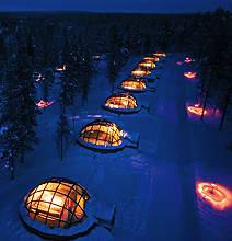 Igloo Hotel: Pure Zen In The Middle Of All The Snow