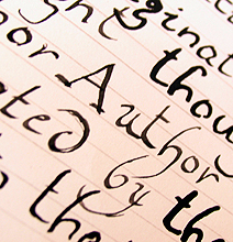 How To: Improve your handwriting!