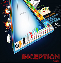 Inception: Explained In Infographic! [Spoiler]